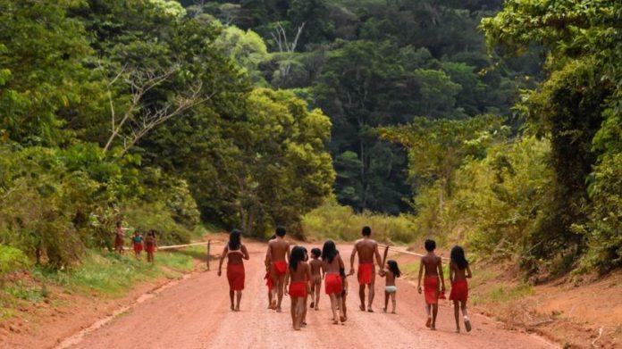 Miners Invade Remote Amazon Tribe Kill One Person The