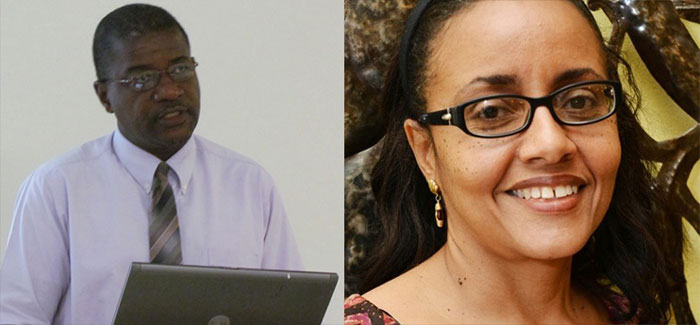 Patrick Martin And Wendy Phipps The St Kitts Nevis Observer