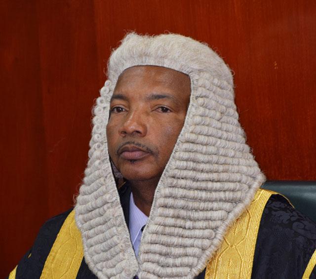 No Confidence Motion Filed In Speaker The St Kitts Nevis