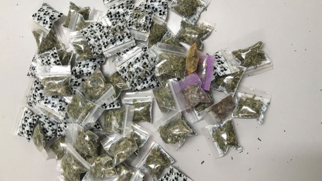 Marijuana Packaged for sale