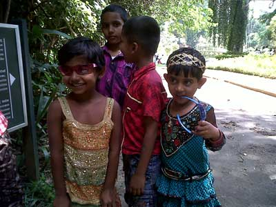 Local Children