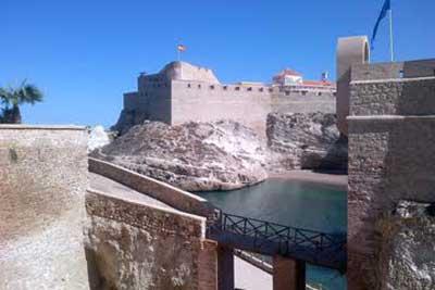Melilla's Fortress