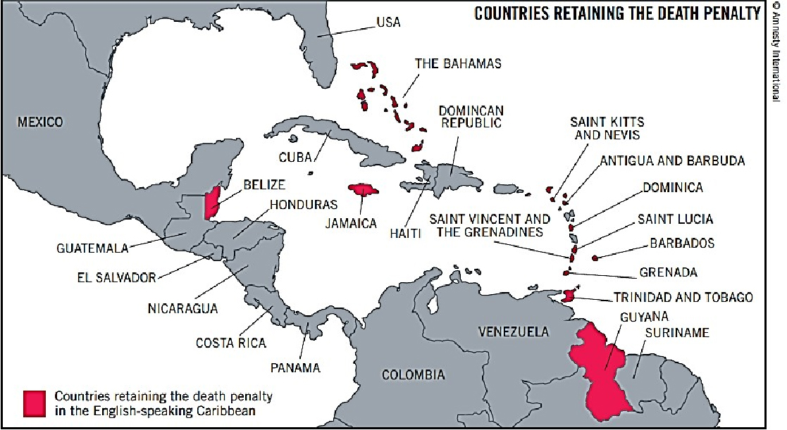 Last Caribbean execution was 10-years ago - The St Kitts