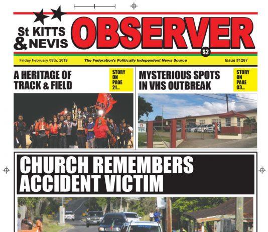 Observer Feb *th 2019