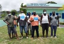 PM Harris Vaccination Group