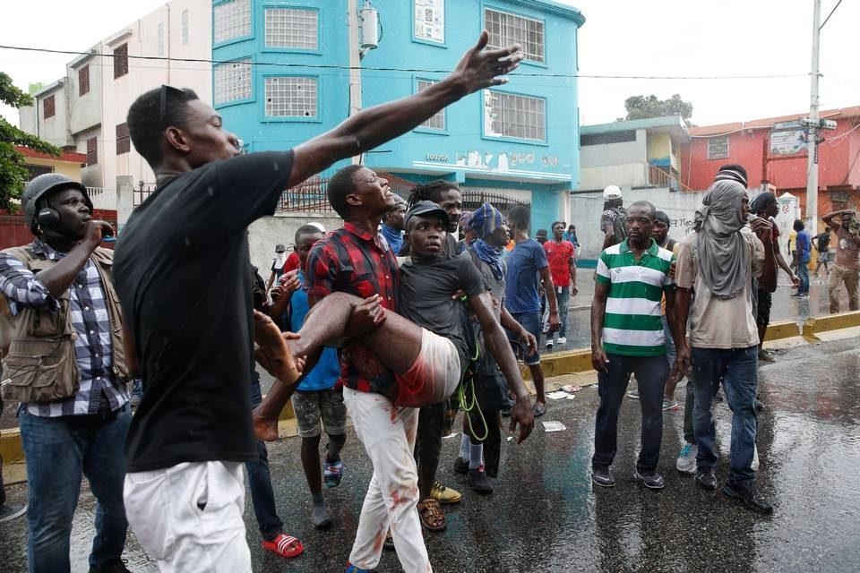 Haiti Government Economy