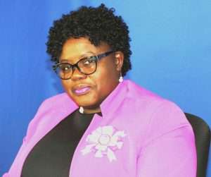 Hon Hazel Brandy-Williams, Junior Minister of Health in the Nevis Island Administration.