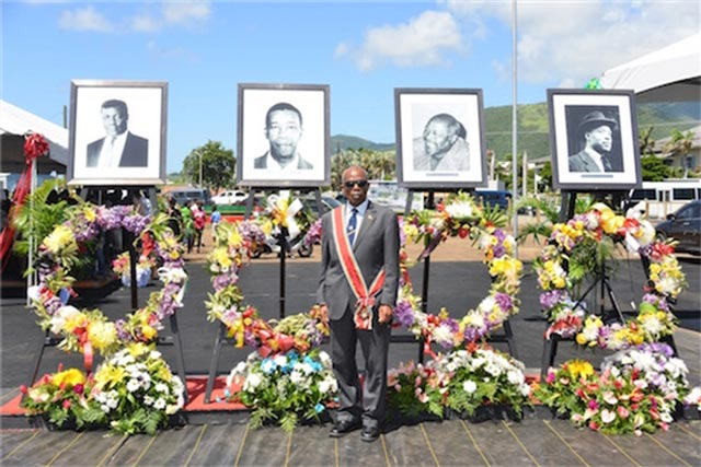 Government Hoping Statues In Place For National Heroes Day