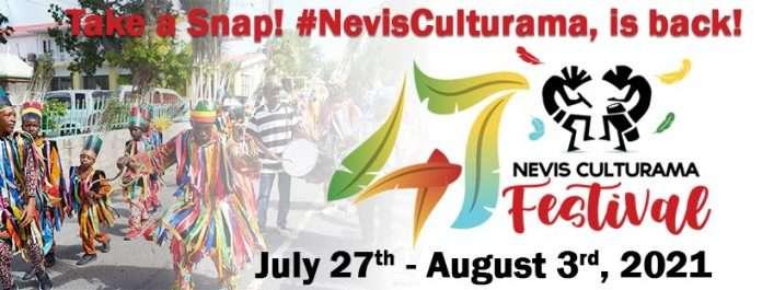 Nevis Culturama 47 banner