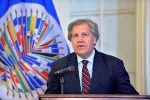 Mr. Luis Amalgro, Secretary General of the OAS