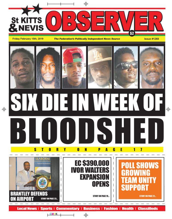 Observer Feb 15th