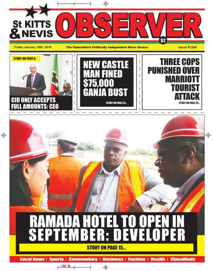 Observer Jan 18th 2019 cover