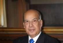 Sir Ronald Sanders Portrait